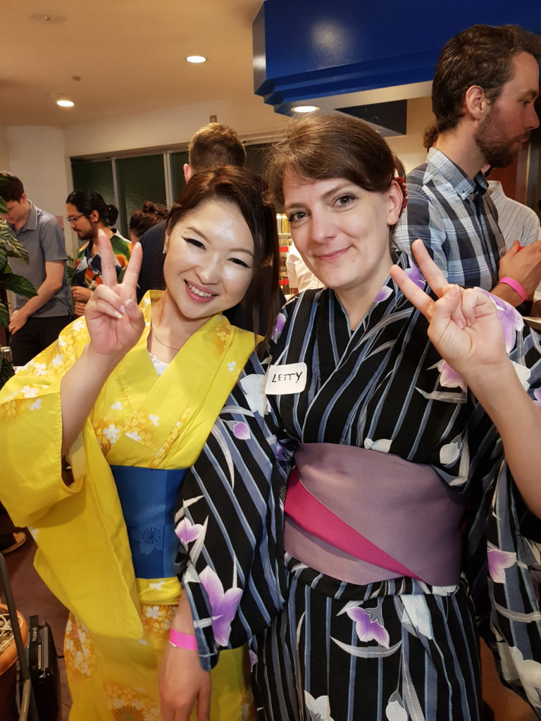 Yukata Party